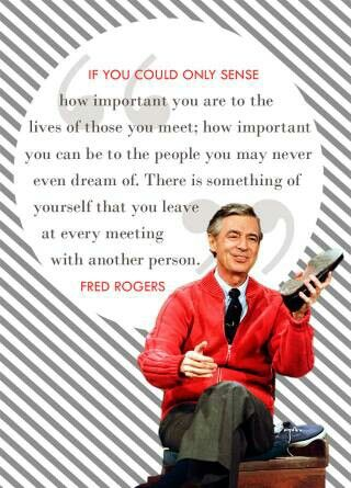 Weekly Inspiration It S A Beautiful Day To Celebrate Mister Rogers Edmentum Blog