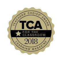 2018 Teachers' Choice Award (TCA) for the Classroom