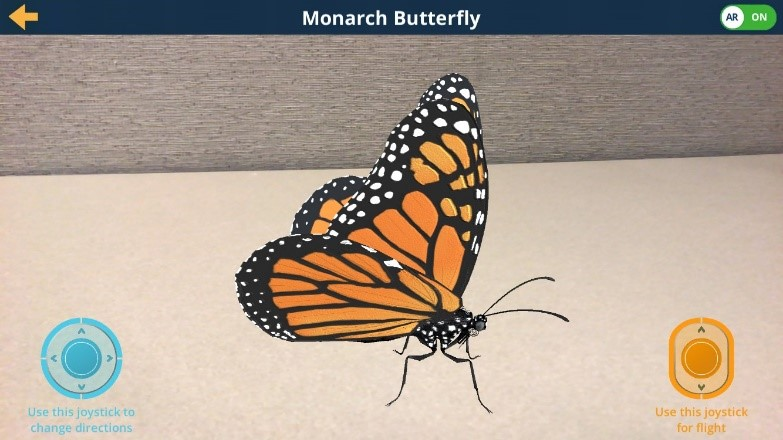 [Courseware Feature Focus] Edmentum's Augmented Reality Biology App Butterfly