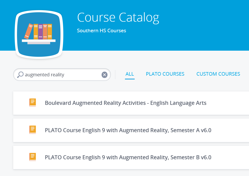 [Courseware Feature Focus] English 9 Available with Augmented Reality 2