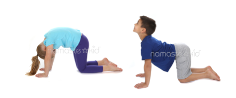 calm your classroom with these five yoga poses for